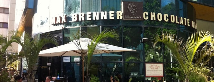 Max Brenner is one of Xenia 님이 좋아한 장소.