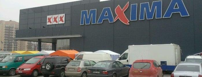Maxima XXX is one of Lielveikali Latvijā.