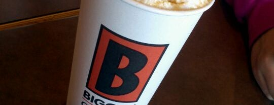 Biggby Coffee is one of Jared's Liked Places.
