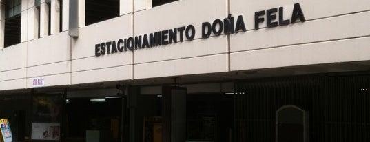 Estacionamiento Doña Fela is one of ♪ En Mi Viejo San Juan ♫.