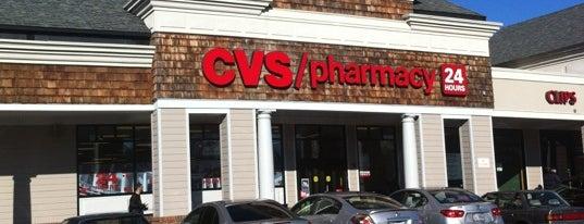 CVS pharmacy is one of Posti che sono piaciuti a Jim.