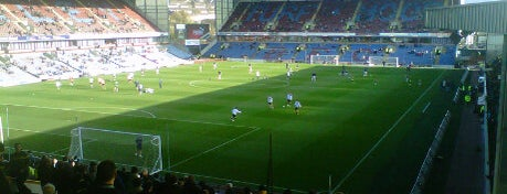 Turf Moor is one of Soccer Stadiums.