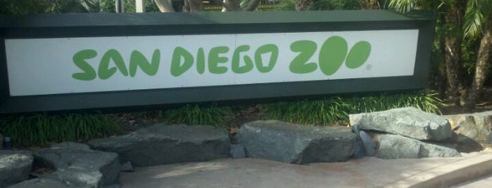 Zoo de San Diego is one of Places I've been.