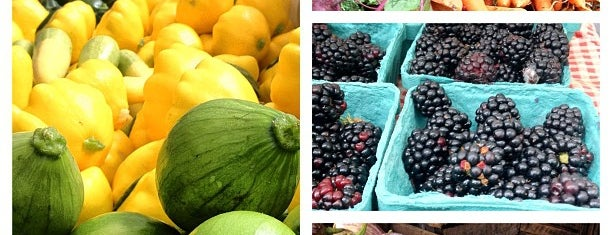 McCarren Park Greenmarket is one of Welcome to Williamsburg.