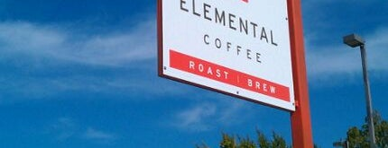 Elemental Coffee Roasters is one of Tempat yang Disukai Justin Eats.