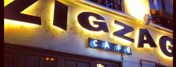 Zig Zag Café is one of Paris da Clau.