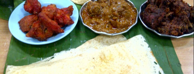Selvam Banana Leaf Restaurant is one of Favorite Food.