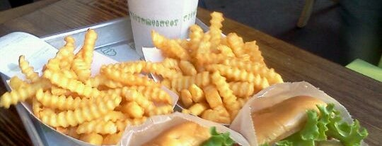 Shake Shack is one of NYC's Midtown.