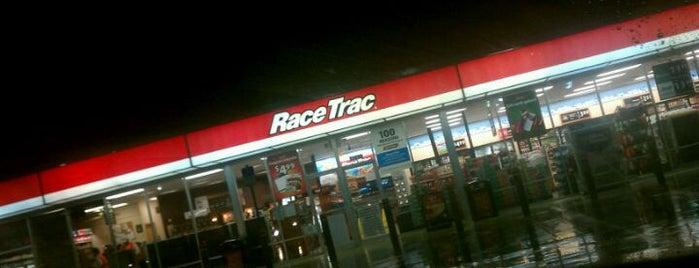RaceTrac is one of Orte, die Frankie gefallen.