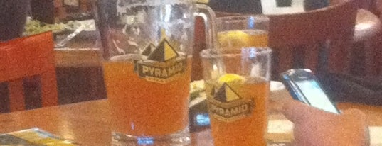 Pyramid Brewery & Alehouse is one of Brauerei.
