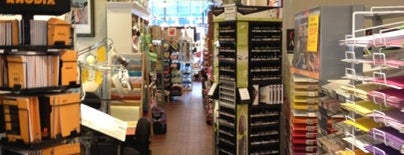 Lee's Art Shop is one of NYC Arts & Crafts + Scrapbooking.