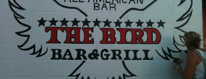 The Bird Bar & Grill is one of Summer Eats.
