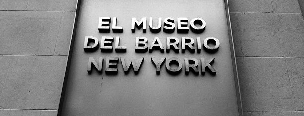 El Museo del Barrio is one of Stevenson's Favorite Art Museums.