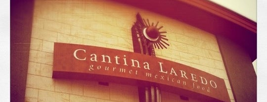 Cantina Laredo is one of Gluten Free Favorites.