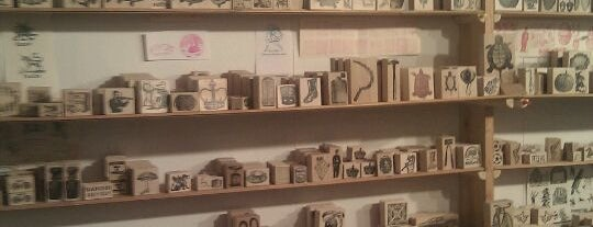 Casey Rubber Stamp is one of nyc.