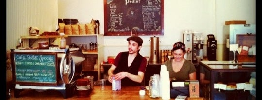 Cafe Pedlar is one of Coffee in NYC.