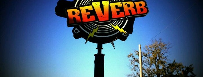Reverb is one of Where I Been.