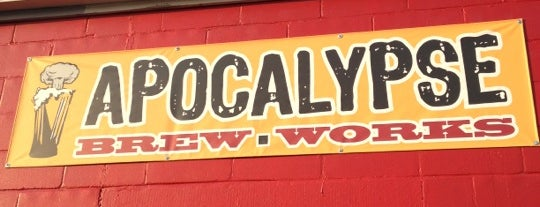 Apocalypse Brew Works is one of Louisville, KY Trip!.