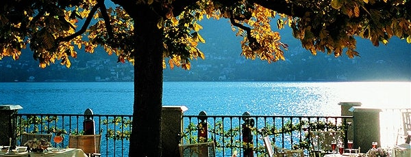 Villa d'Este is one of Lake Como.