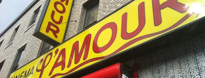 Cinéma L'Amour is one of Montreal.