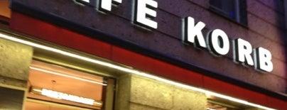 Cafe Korb is one of Wien.