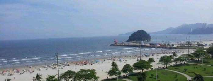 Praia do José Menino is one of Praias.