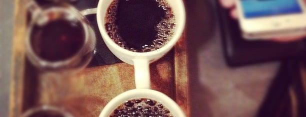 Koffie Onan is one of Slow/Filter coffee bars.