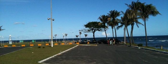Praia da Pituba is one of PRAIA.