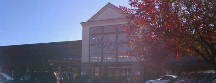 Kroger is one of Lauren's Liked Places.