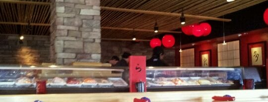 RA Sushi Bar Restaurant is one of All-time favorites in United States (Part 1).