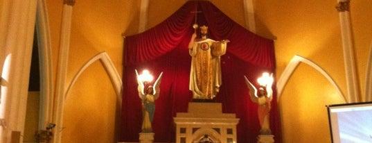 Igreja Cristo Rei is one of Locais salvos de Arquidiocese de Fortaleza.