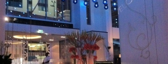 W Doha Hotel & Residences is one of Exploring Doha (الدوحة).