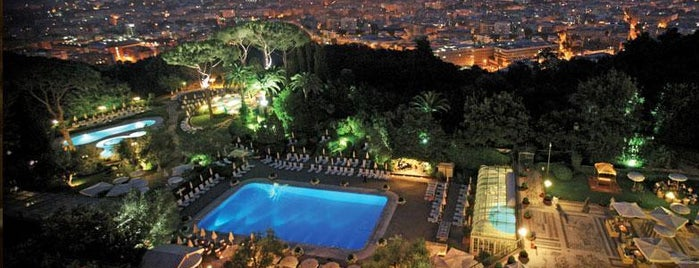 Rome Cavalieri - Waldorf Astoria Resort is one of Hotels I Enjoyed Staying At.