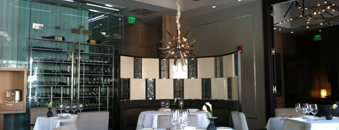 L'Espalier is one of 50 Best Restaurants.
