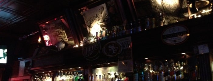 Columbus Cafe is one of Bars in San Francisco to watch NFL SUNDAY TICKET™.