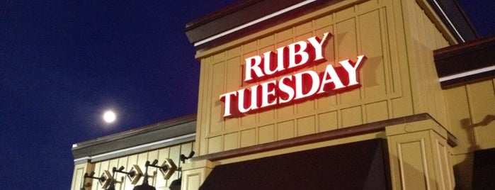 Ruby Tuesday is one of Dekalb.