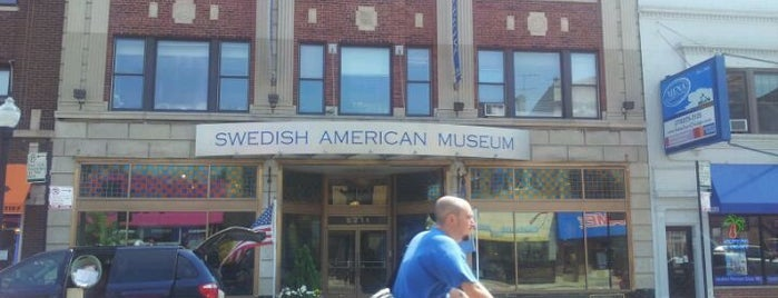 Swedish American Museum is one of Chicago Museum.