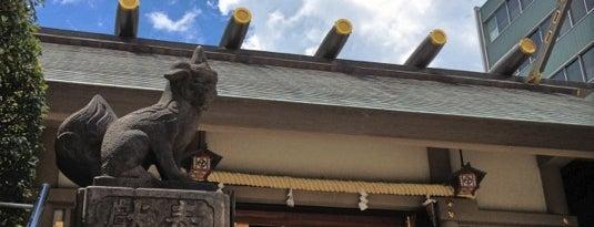 芝大神宮 is one of Posti che sono piaciuti a Nonono.