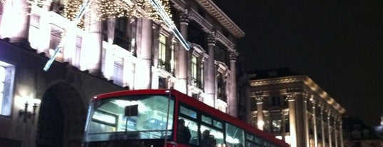 Oxford Street is one of Cool things to do in London.