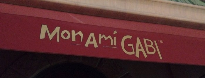 Mon Ami Gabi is one of Vegas.