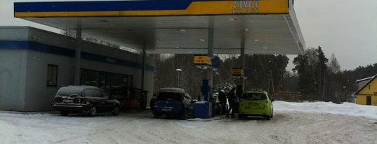 Ziemeļu Nafta is one of Benzintanki LV.