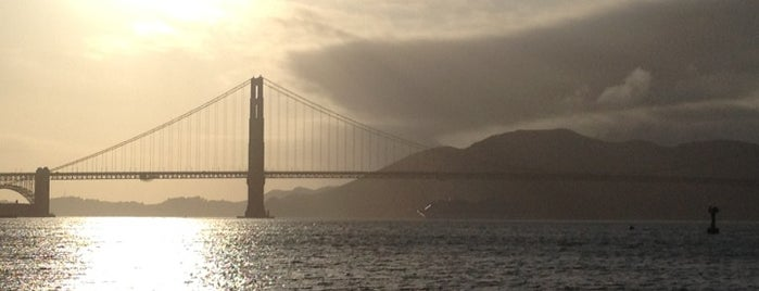 Crissy Field is one of 101 places to see in San Francisco before you die.