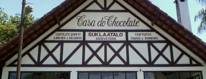 Fábrica de Chocolate is one of Penedo - RJ.
