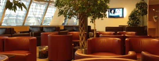 Dnata Skyview Lounge is one of Airport Lounges.
