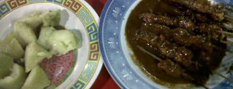 Sate Apjay is one of Good for Less.