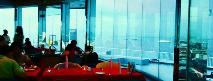 Revolving Restaurant is one of SOUTH EAST ASIA Dining with a View.
