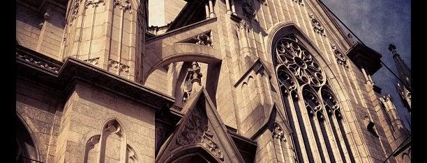 Catedral da Sé is one of Vale uma Foto.