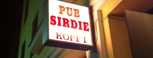 Pub Sirdie is one of Хельсинки.
