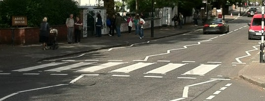 Abbey Road Crossing is one of Londorium.