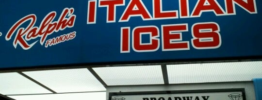 Ralph's Famous Italian Ices is one of NYC & Long Island.